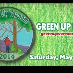 Vermont Green Up Day