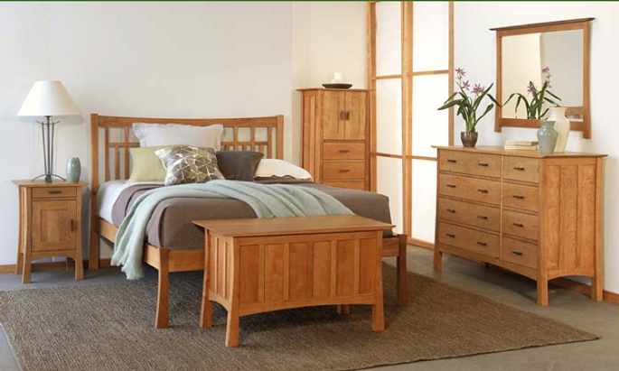 American Made Mission and Craftsman Style Furniture | Handmade in Vermont