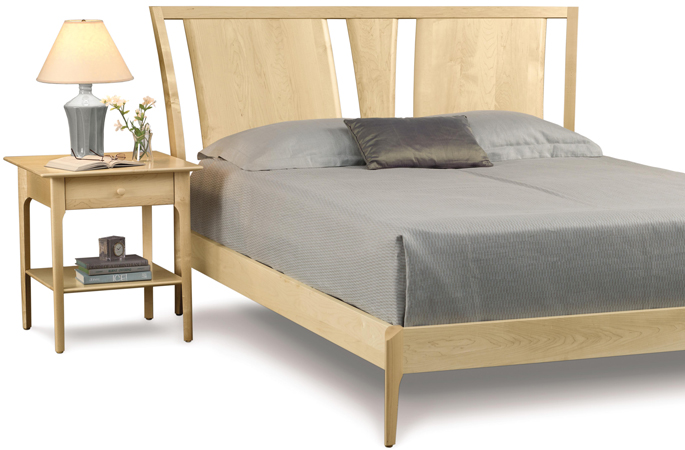 Copeland Furniture | Lily Bedroom Set Collection | American Made | Real Solid Wood