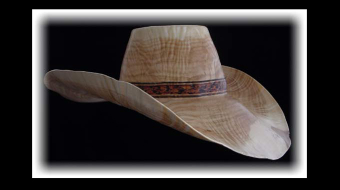 Custom Made Wood Hats - Handcrafted in Vermont