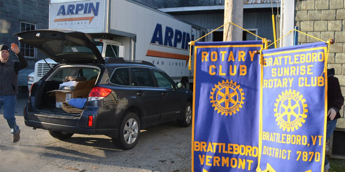 Vermont Helps Hurricane Sandy Victims in NY and NJ