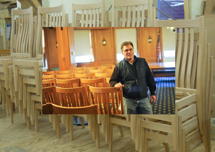 Vermont Woodworker of the Year: Brent Karner