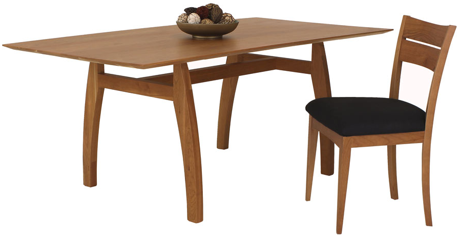Handmade Dining Tables | American Made in Vermont | Real Solid ...