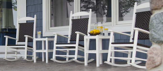 Polywood Rocking Chairs | Jefferson Rocker is This Week Best Seller