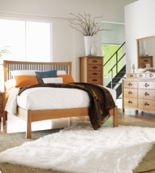 Berkeley Hardwood Bedroom Furniture