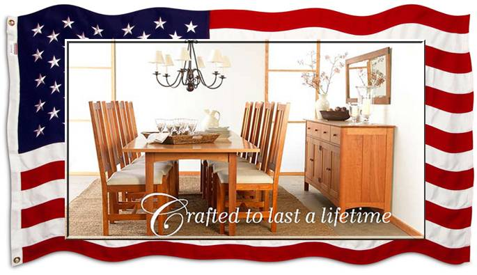 American Made Furniture 4th Of July Sale Handmade