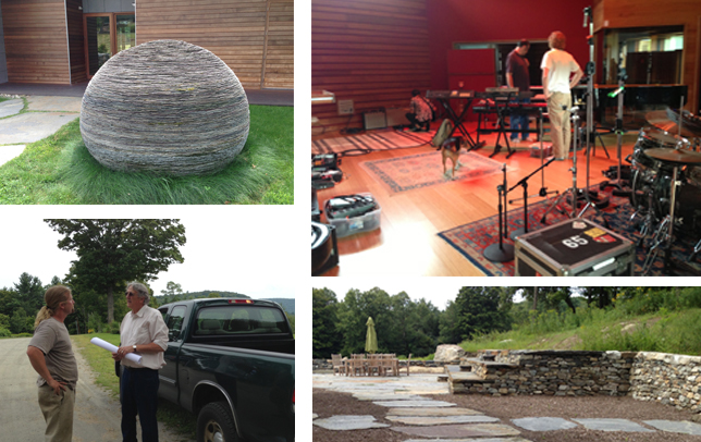 Guilford Sound | Stonework, Landscaping and Hardscaping by Torben Larsen