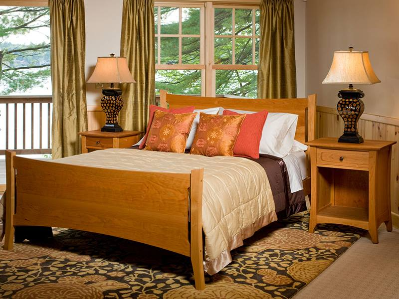New Hampshire Furniture Makers | Fine Craftsmanship | New England Beds, Chests, Dressers