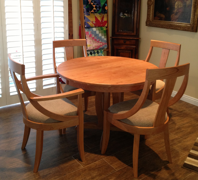 Solid Wood Furniture:  Tips on Climate Control and Humidity