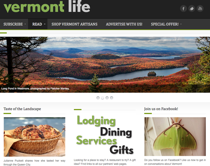 Vermont Life Magazine to Feature Stonehurst Fine Furniture and Art Gallery
