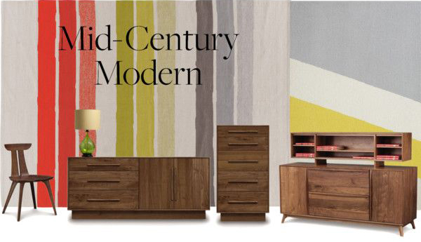 Good Mid Century Modern Style Furniture
