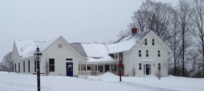 Winter in Vermont | Stonehurst is Warm and Toasty on the Inside
