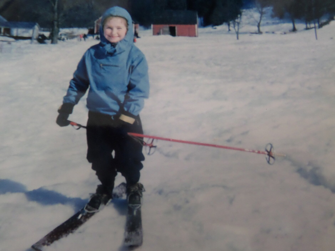 Sally Byrnes Magin | Memories of Skiing at Pine Top