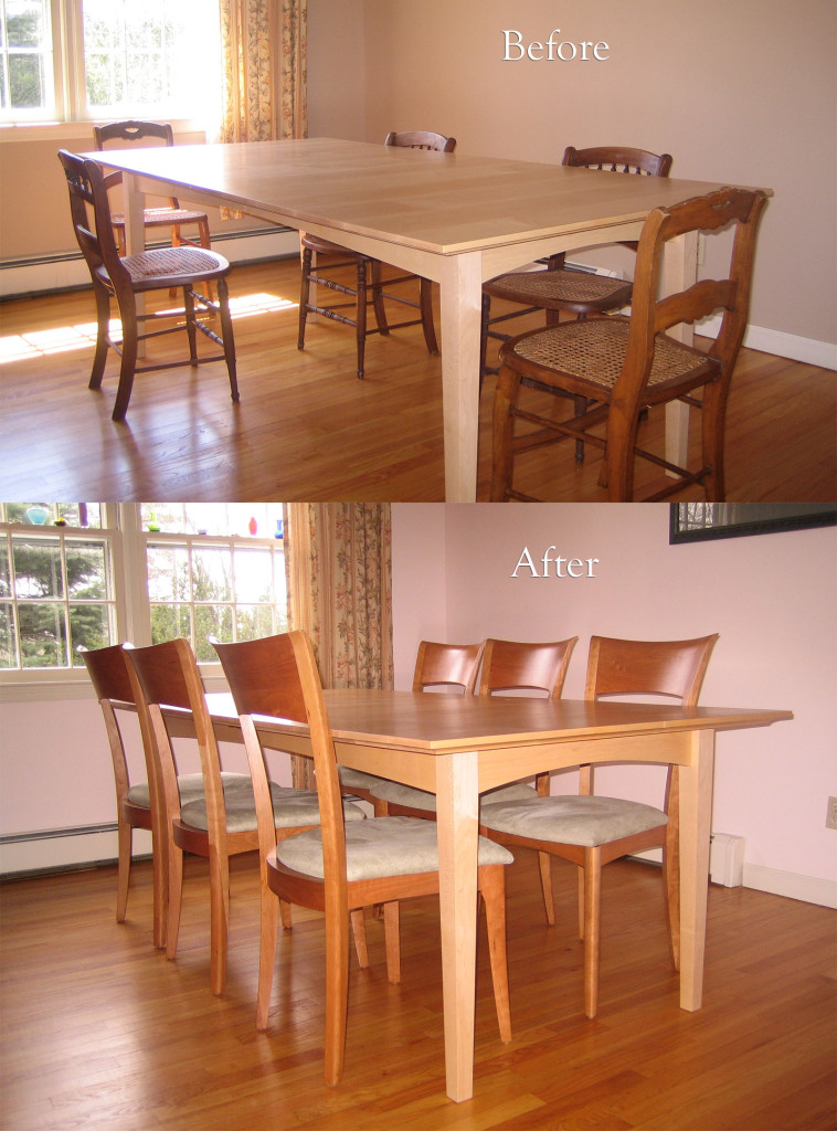 Do You Like The Dining Room With Vintage Furniture Or Vermont Let Us Know In Comments Section Of This Blog