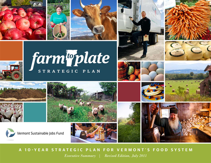 Easter dinner in Vermont   Farm to Plate   Locavore