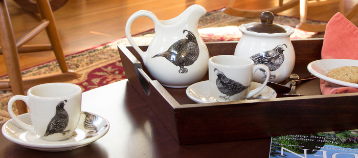 Quail Collectibles | Handmade Ceramic Dinnerware Made in USA