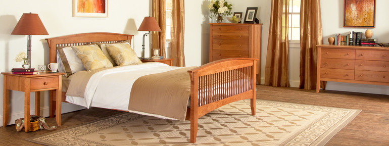 Craftsman furniture an investment you can appreciate for Craftsman bed