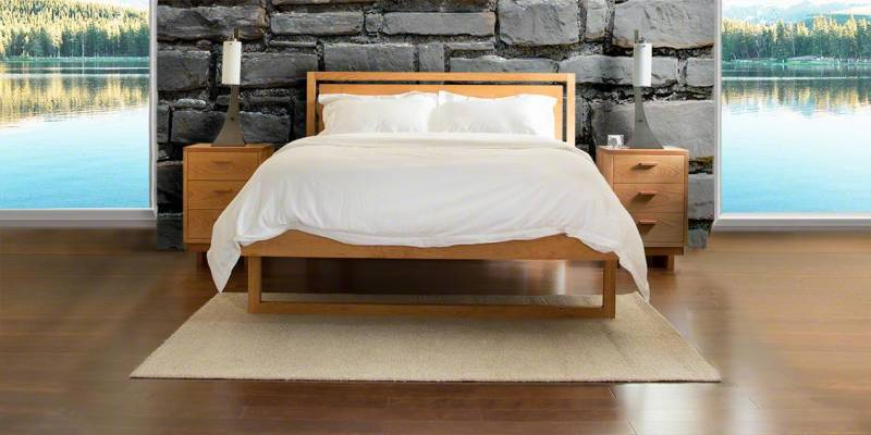The Ultimate Guide To Wood Bed Frame Styles Vermont Woods Studios