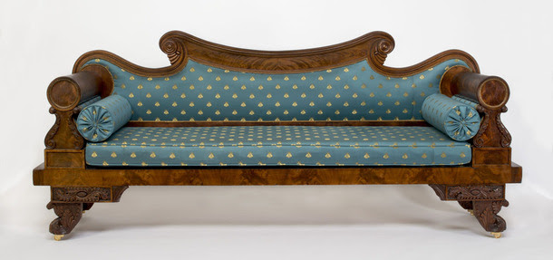 Shelburne Museum Exhibit: Vermont Furniture runs today through Nov 11, 2015