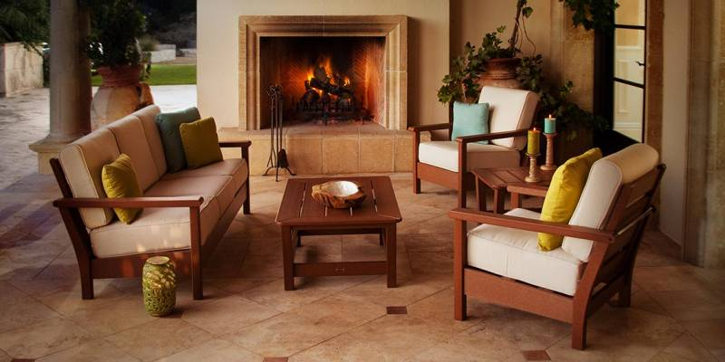 polywood outdoor patio furniture