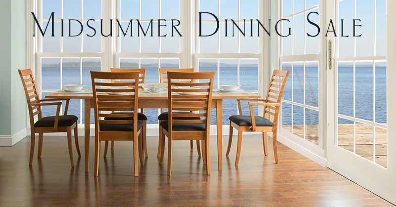 Christmas in july summer dining furniture sale for Furniture xmas sales