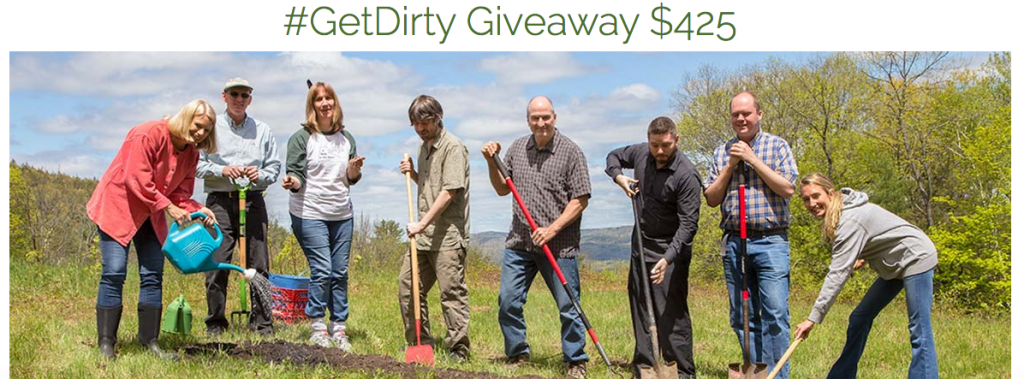 #GetDirty Giveaway | Shopping Spree | Vermont Furniture Store