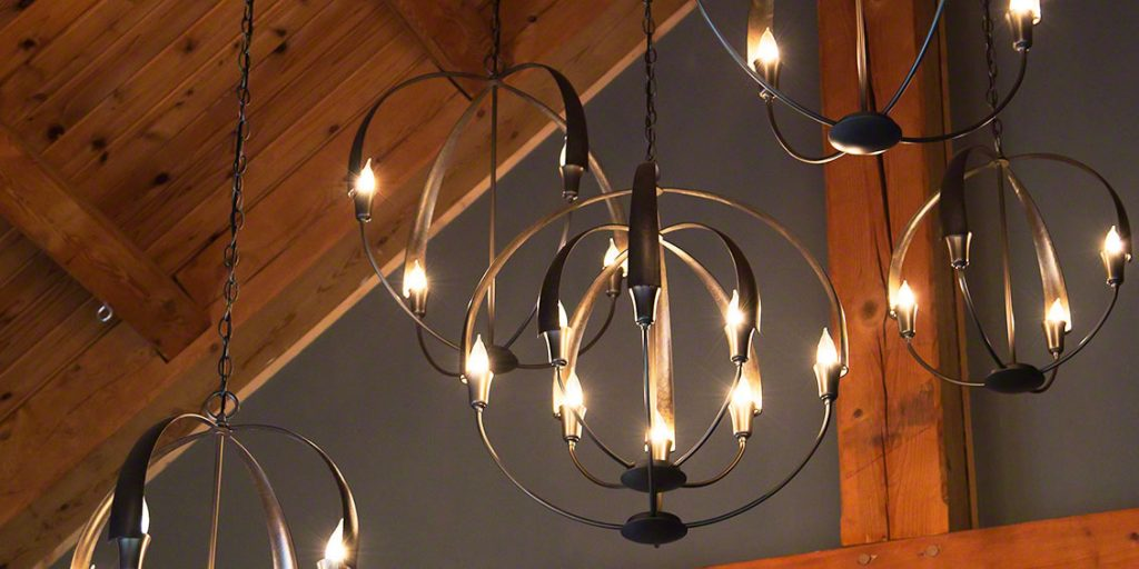 Cirque Chandelier | Hubbardton Forge Lighting
