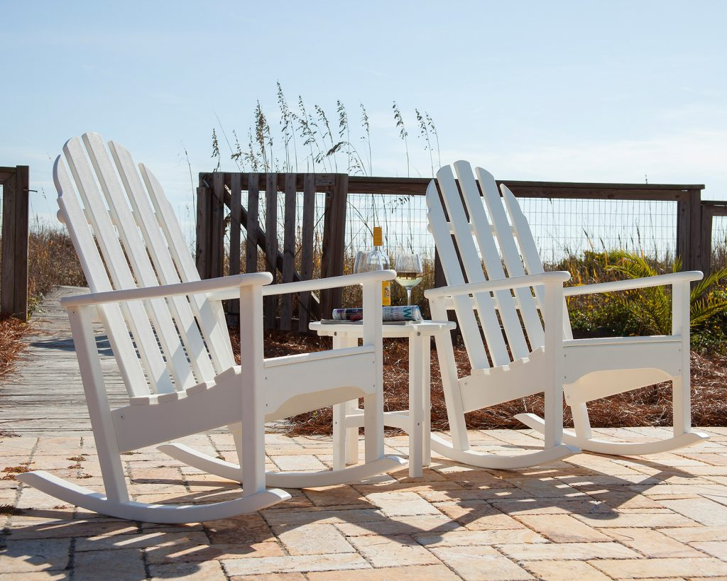 New Vineyard Deep Seating Polywood Collection Vermont
