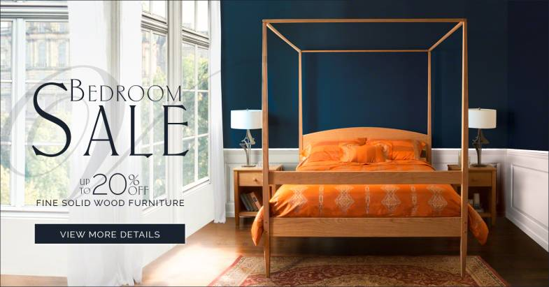 Presidents' Day Furniture Sale | 20% off Bedrooms | Free Shipping & Set Up