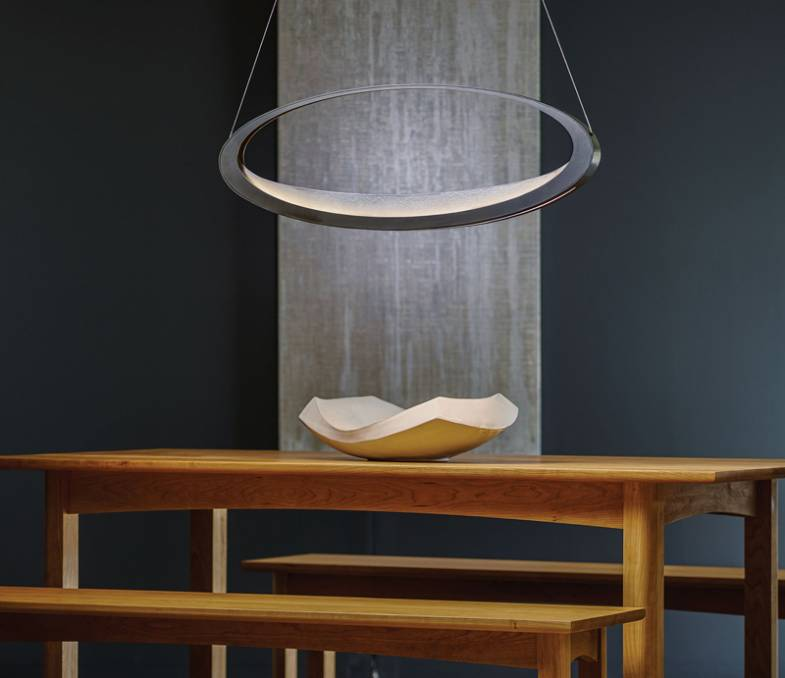 Vermont Home Decor | Hubbardton Forge Lighting | Vermont Woods Studios Furniture