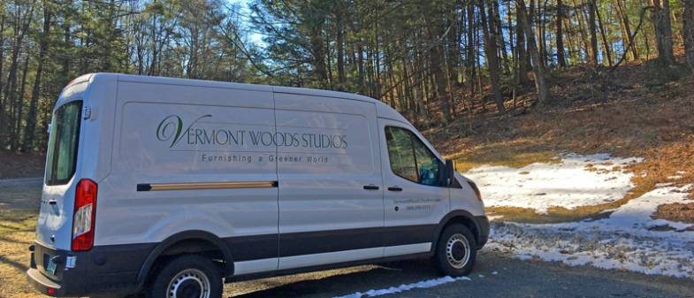 White Glove Delivery & Setup is a Must for Fine Furniture | Vermont Woods Studios