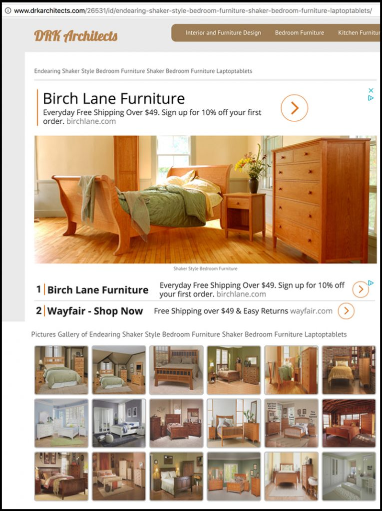 Vermont Woods Studios | Specialists in High End Furniture Shopping