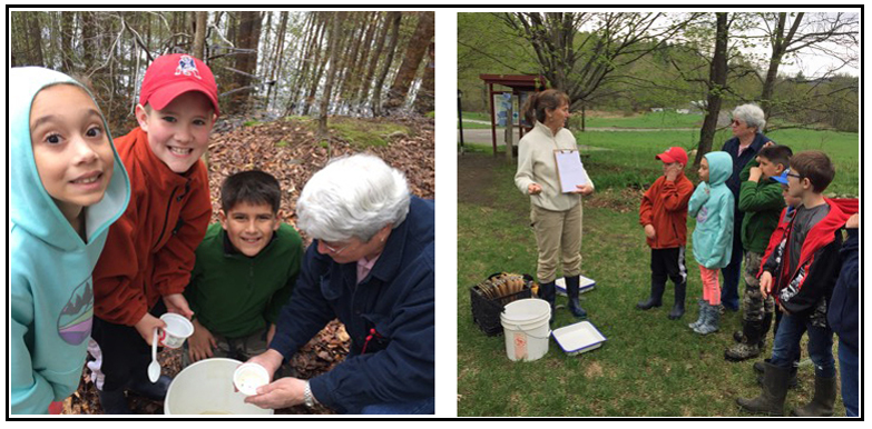 3rd Grade Field Trip | Sponsored by Vermont Woods Studios | Small Company. Big Mission