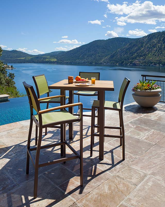 Polywood Bayline Outdoor Furniture | Ultimate Fathers Day Gifts | Vermont Woods Studios