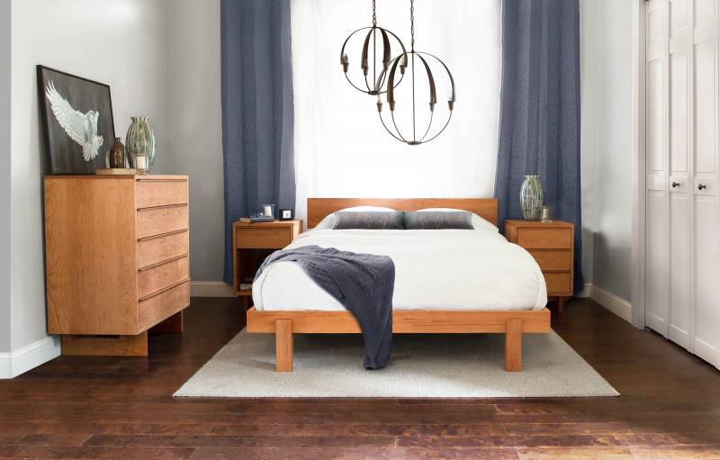 Fine Handcrafted Bedroom Furniture   Made in Vermont   Solid Wood