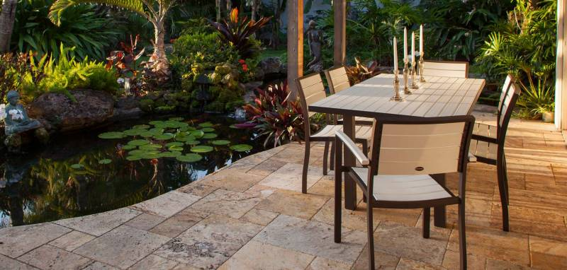 Creating the Best Outdoor Furniture Spaces | Add Native Plants | Vermont Woods Studios