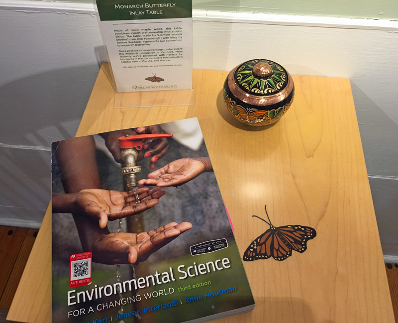 Environmental Science Textbook | Green Business | Vermont Woods Studios