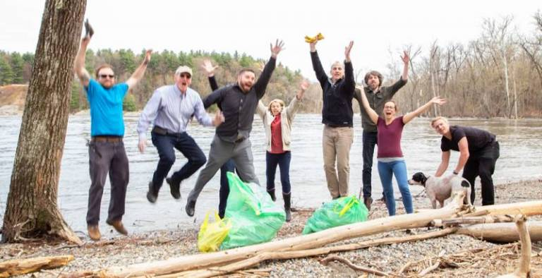Connecticut River Cleanup   Our Environmental Mission   2019