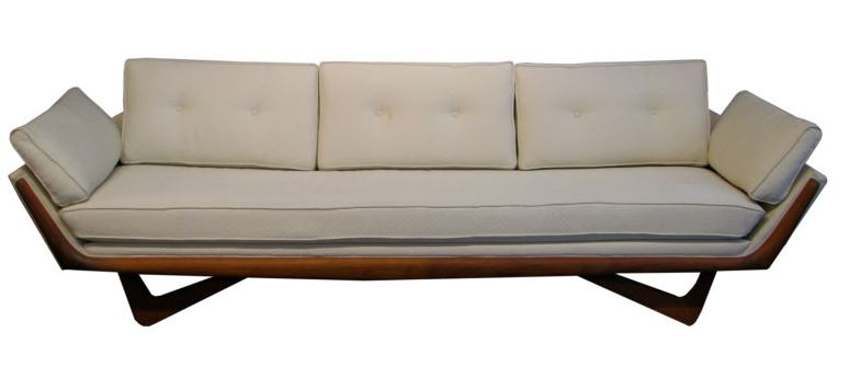 Sofa designed by Adrian Pearsall