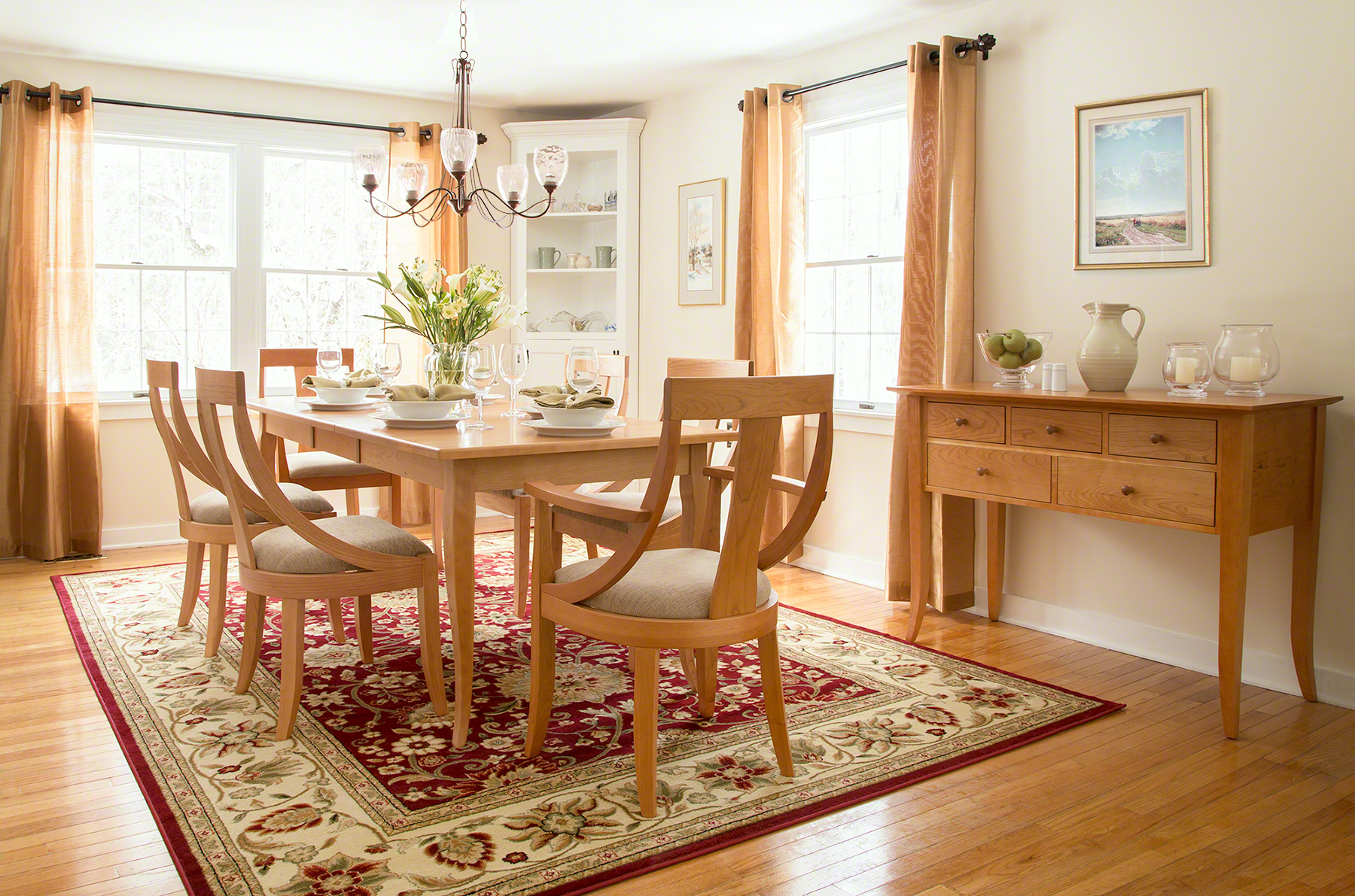 Wood Dining Furniture | Top Score on the 2020 Wood Furniture Scorecard