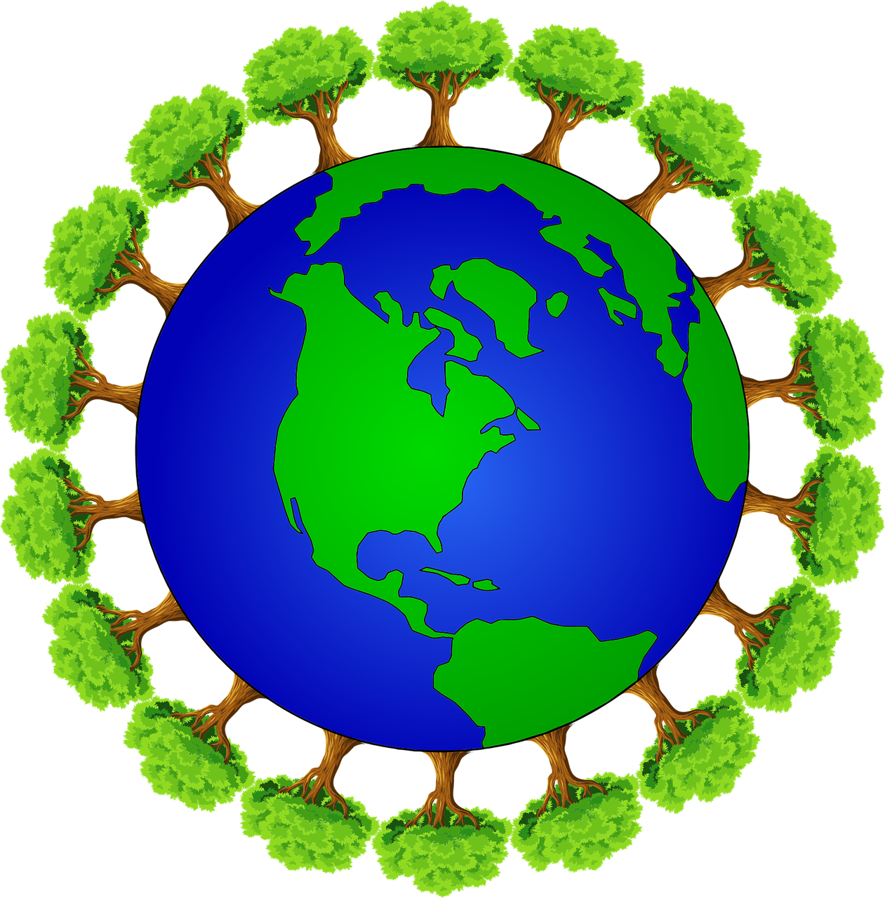 1% for the planet | We're collaborating to reforest the earth