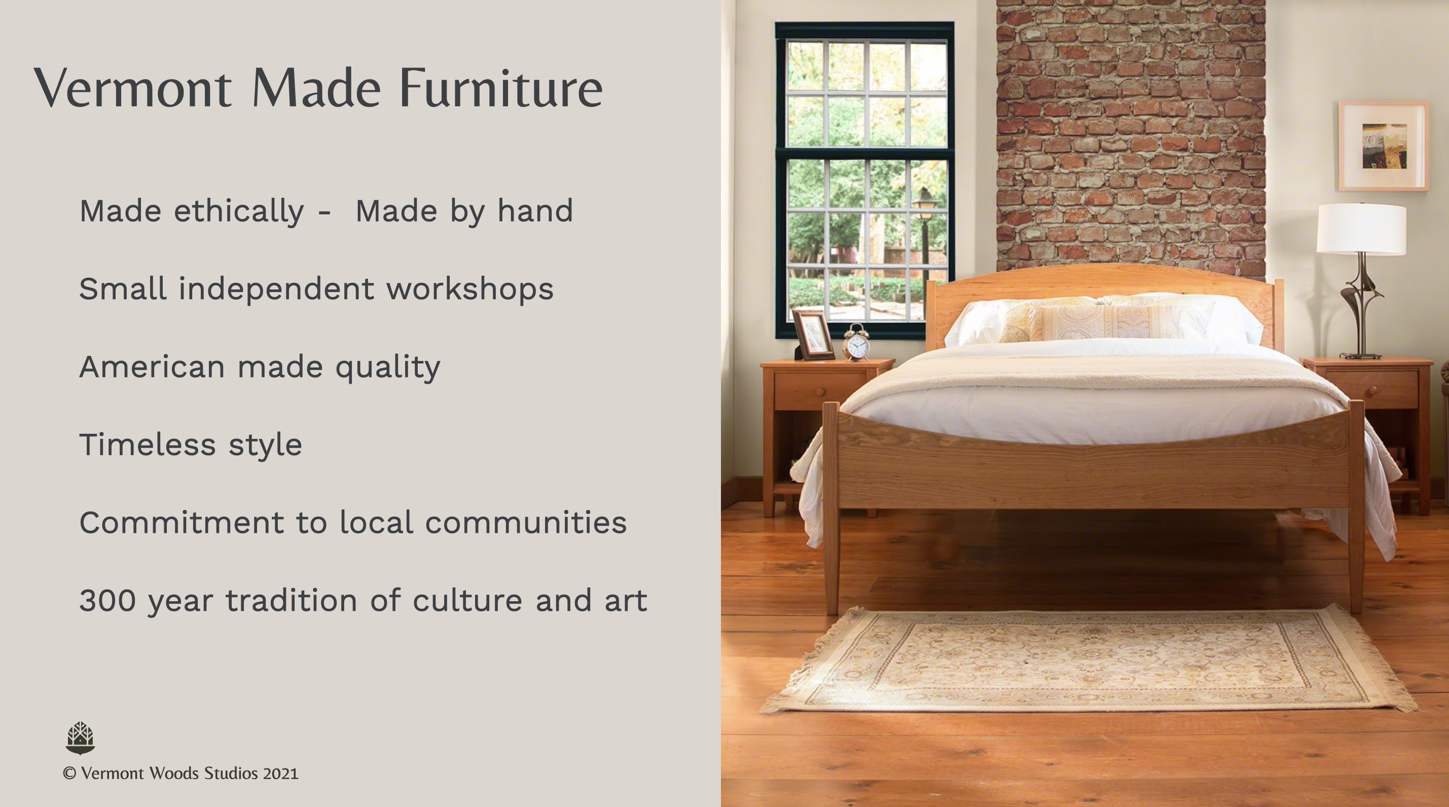 Vermont Furniture is Special