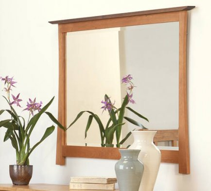 Contemporary Craftsman Mirror