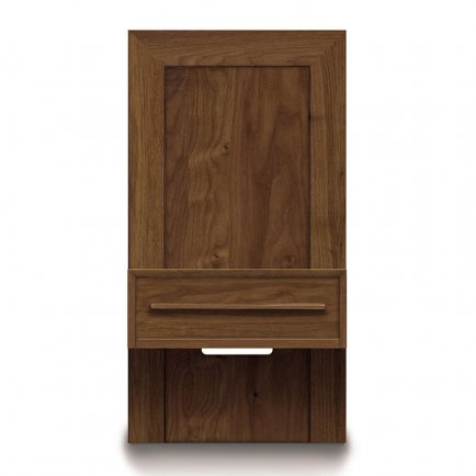 "Moduluxe Attached Nightstand with Drawer - 35"" Series"