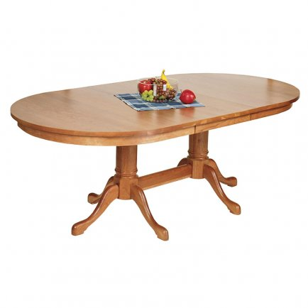 Duncan Phyfe - Cabriole Dining Table