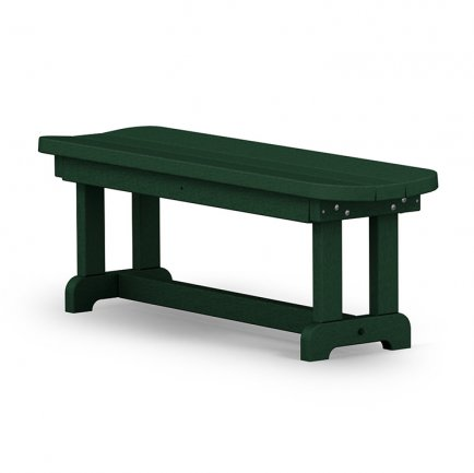 "Park 48"" Backless Bench"