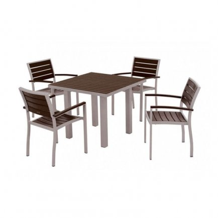 Euro 5-Piece Dining Set