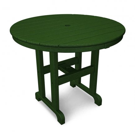 "Outdoor 36"" Round Dining Table"