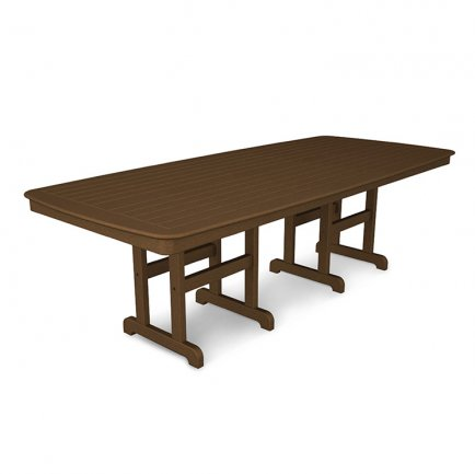 Polywood 36 Inch Outdoor Round Table Recycled Outdoor Dining Tables Counter Tables Or Bars American Made