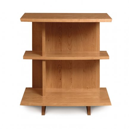 Berkeley Open Shelf Nightstand
